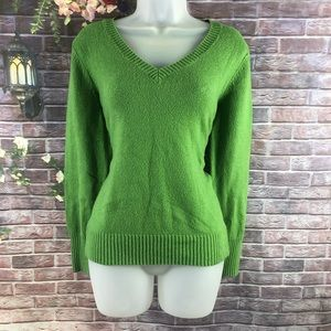 Old Navy Women's Sweaters V-Neck Size L